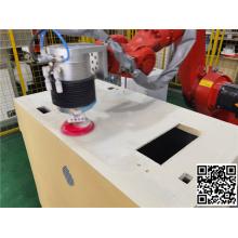 Weld grinding equipment kit machine