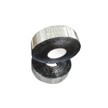 Membrana impermeabilizante de borracha butílica de folha de alumínio