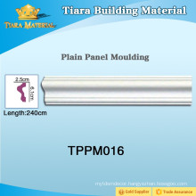 Multi-Color PU wall panel moulding with elegant in style