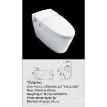 WC monobloc WC siphonique TB340M / L