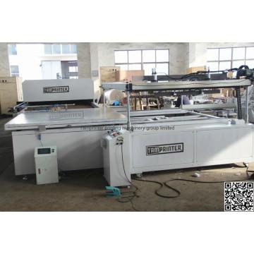 Tmp-2622 Large 4-Pillar Automatic Screen Printer with Robot