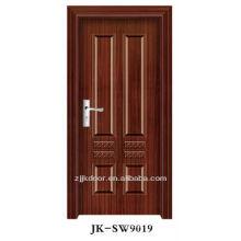 Роскошная стальная деревянная дверь