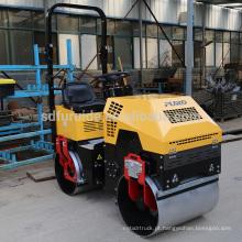 Vendas dos rolos de asfalto da vibração da maquinaria de construção 1Ton (FYL-880)
