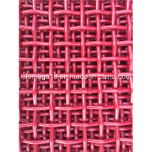High Tensile Steel Screen 65m Red Clour Painted