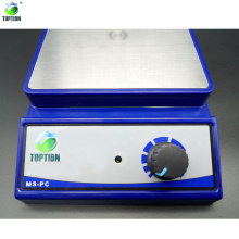 3000Ml,0-3000rpm Stainless steel Magnetic Stir Plate With Stir Bar in Cosmetic MS-PC