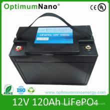 Hot Sale 12V 120ah LiFePO4 Battery Pack for E-Truck