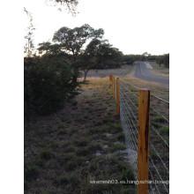 venta al por mayor alibaba America Cheap Horse Fence, panel de valla de ganado, cercado de ovejas
