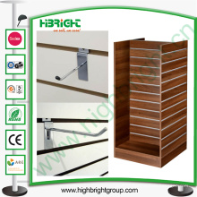 Cremalheira do metal Slat e MDF