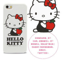3D Animal Silicone Case for iPhone 5 Cute Korea Style for Girls