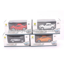 HW Salable Noble 1:43 Pull back light and music Die-cast Car Toys