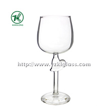 Single Wall Wine Glass by SGS, BV... (DIA9*21)