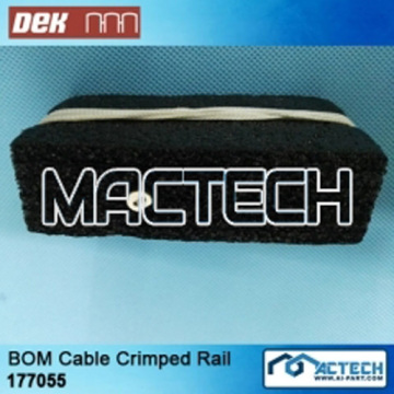 DEK BOM Rail Crimped Cable