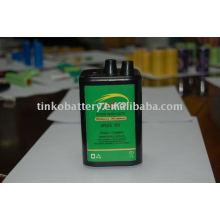 Super heavy duty battery 4R25 6V 1 pcs/shrink