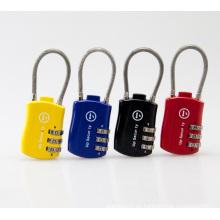 Cerradura de combinación de colores de aleación de Zinc