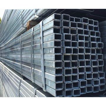 Tubería de acero galvanizada del marco del invernadero
