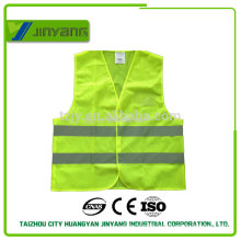 classic EN20471 reflective mesh safety vest with pvc pocket