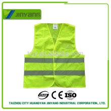 Классические EN20471 Светоотражающий сетчатый жилет с ПВХ карман