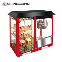 Kommerzielle industrielle Snack-Ausrüstung-automatische Popcorn-Maschine für Verkauf