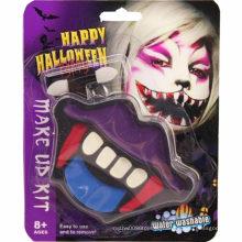 Halloween Maquiagem Happy Hallowmas Cosméticos Party Toy
