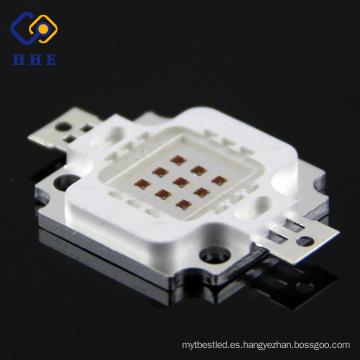 10 w led de alta potencia ir 850nm fuente de luz led