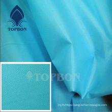 Oxford 420d Crinkle Stonewashed Nylon Fabric with PU/PVC