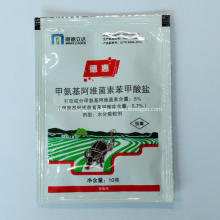 Insecticide Packaging Plastic Flat Bag