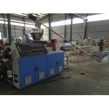 Extrusor de tornillo doble plástico con CE e ISO9001
