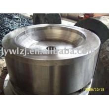 Pièces de cylindre hydraulique forgé