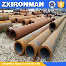 ASME sa179 acero tubos