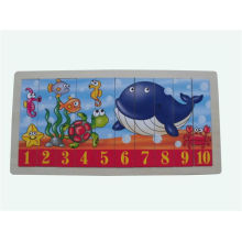 Educational Wooden Puzzle Wooden Toys