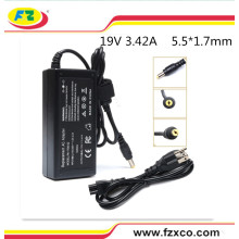 19V 3.42A 65W AC Adapter Laptop Acer
