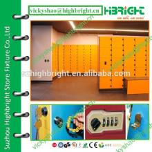 plastic ABS safe electronic parcel locker
