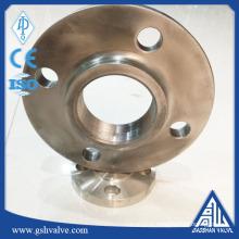 Matériau en acier inoxydable ASME B16.5 bride filetée avec haute qualité