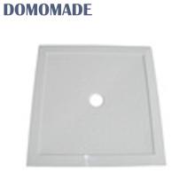 Высокое качество лаконичный дизайн глянцево не бьющиеся, дренажное основание литого камня смолаы ванной душевой поддон