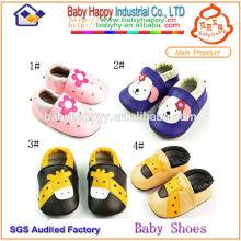 Рождественские удобные ручные детские туфли