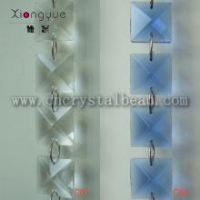 2014 gros cristal perles de chaînes