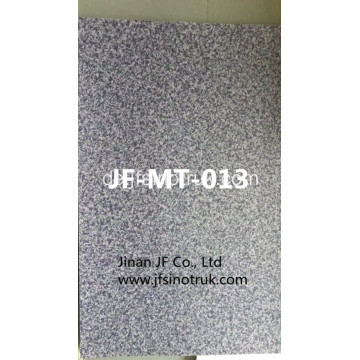 JF-MT-013 Bus Vinylboden Bus Mat Yutong Bus
