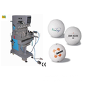 Impresoras de almohadas Tampogrfia 4-Color Golf Ball Full Automatic