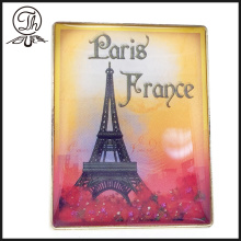 The Eiffel Tower pin badge metal