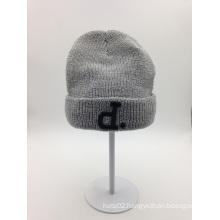 Wholesale Winter Fashion Knitted Beanie Hat (ACEK0115)
