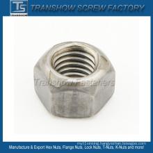 Prevailing-Torque All Metal Lock Hex Nut