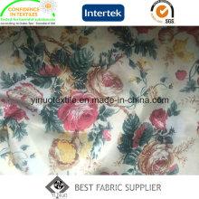 100% Polyester bedruckte Stoff mit Factory Direct Preise