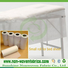 PP Nonwoven Fabric Use for Disposable Bedsheet