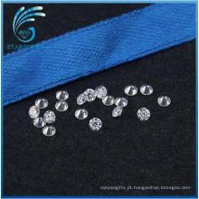 Para sempre brilhante diamante redondo da forma 2.5mm Moissanite para a venda
