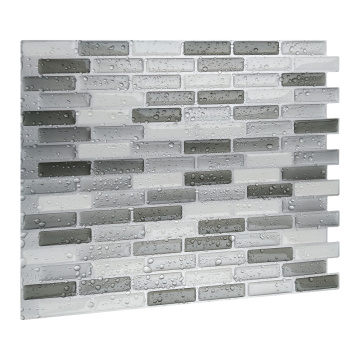 Peel and stick backsplash wall tiles autoadesive