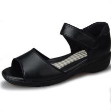 2015 novo estilo sandálias Causal Pansy mulheres calçados