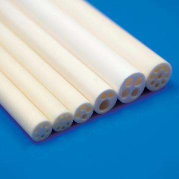 Керамические трубчатые фитинги из глинозема для высокотемпературных печей
