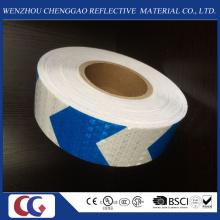 Fitas de material refletivo de PVC de forma de seta de caminhão em rolo