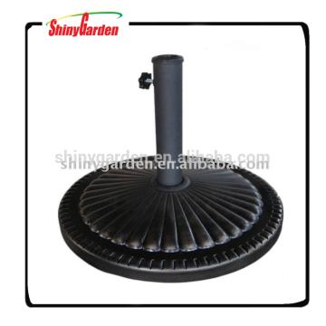 Base de parapluie en acier fonctionnel joyeux noël