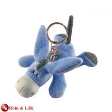 Kundengebundener Soem-Entwurf! Baby gefüllte weiche Spielzeug, Plüsch Esel keychain